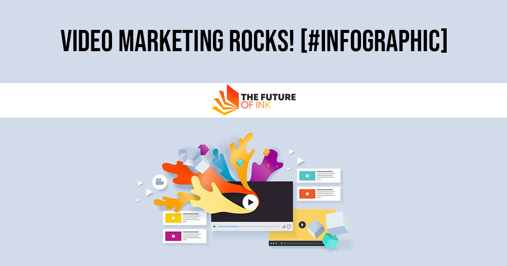 Video Marketing ROCKS Infographic